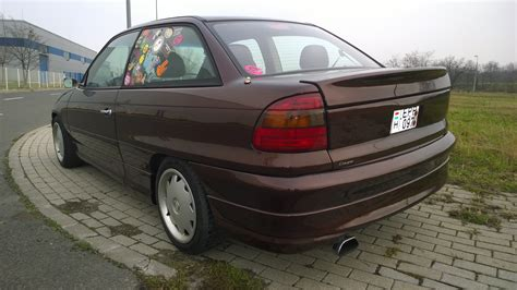 Opel Astra F by 1996 Opel Astra F Cabrio Pictures Information And Specs