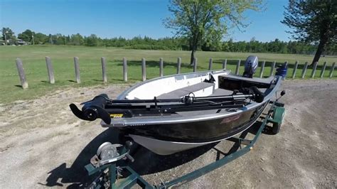 Aluminum Fishing Boat Project by Tiller Conversion Modifications Review Aluminum Boat