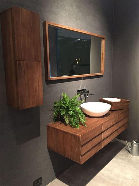 unique mid century modern bathroom vanity wallpaper home