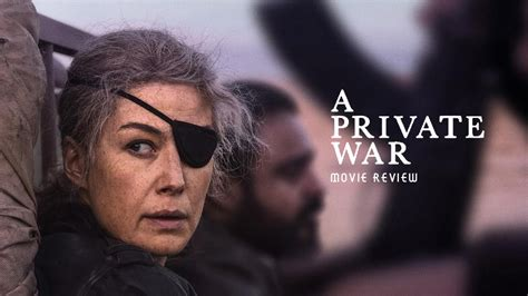 One of the most celebrated war correspondents of our time, marie colvin is an utterly fearless and rebellious spirit, driven to the frontlines of conflicts across the globe to give voice to the voiceless. A Private War: Film Review - Marie Colvin's Brutal Battle For Truth