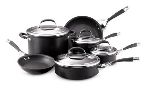 cookware circulon anodized nonstick hard piece elite pan kitchen pots pans sets infinite amazon ceramic steel non target stainless earth