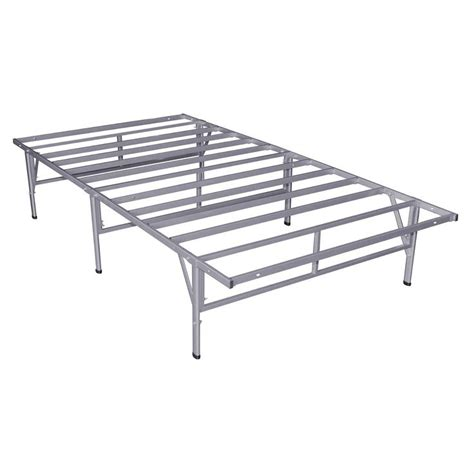 Floor Savers For Beds by 1000 Ideas About Metal Platform Bed On Duvet