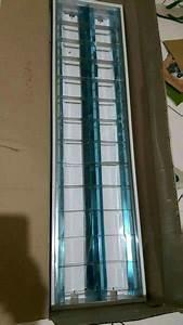 Jual Kap Lampu Rm 2x36 Watt Kap Rm Tl 2x36 W Komponen