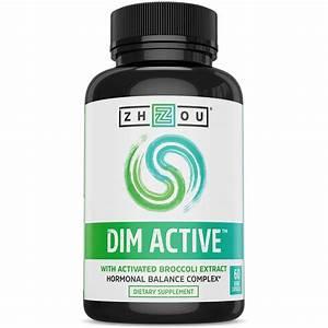Zhou Nutrition Dim Active Dim Supplement