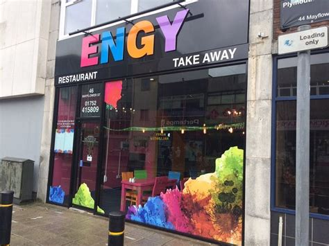 Picture Of Engy Restaurant & Takeaway, Plymouth