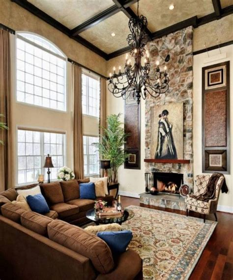 Decorating Ideas High Ceilings by 16 Outstanding Ideas For Decorating Living Room With High