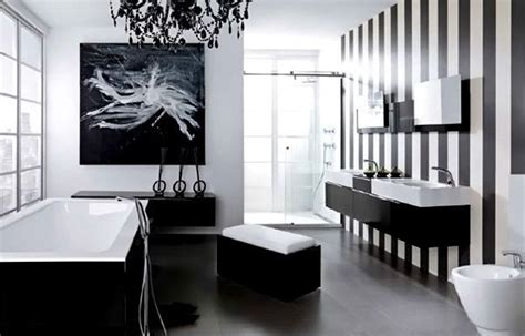 white black bathroom ideas 10 chic black and white bathroom ideas