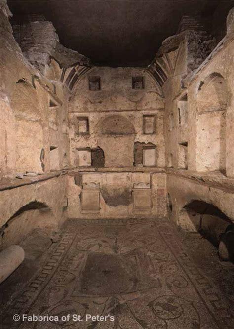 The Vatican Necropolis (Scavi) Tomb C