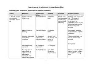 personal leadership action plan paper