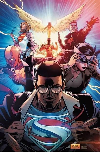 Earth Dc Zod Val Superman Comics Society