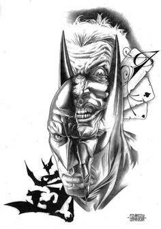 Chronic Ink Tattoo - Toronto Tattoo Joker half sleeve tattoo completed by Martin. All the