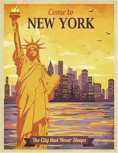 New York Poster : a new york poster a great wall decor idea for new york admirers blog ~ Orissabook.com Haus und Dekorationen