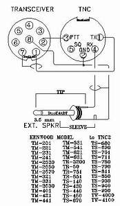 Kenwood Mc 60 Wiring Diagram : aprs connecting tnc pi to kenwood tm 241a amateur ~ A.2002-acura-tl-radio.info Haus und Dekorationen