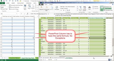 difference  powerpivot  excel  auditexcelcoza