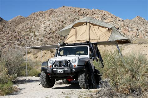 roof top tent jeep