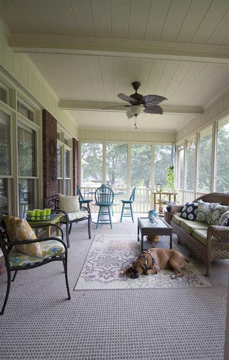 Back Porch Decorating Ideas on a Budget Savvy Apron