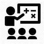 Learning Education Icon Teaching Math Icons University
