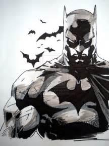 Batman Tattoo Drawings