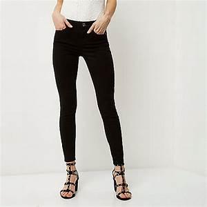 Skinny Black Jeans Women   Bbg Clothing