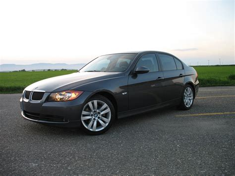 Bmw 3 Series 328i 2007  Auto Images And Specification