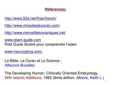 le coran et la science moderne maurice bucaille d 233 fis scientifiques du coran partie 3 reflextions
