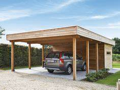 garage carport en red cedar carport pinterest With toiture abri de jardin castorama 4 abri de jardin toit plat au design contemporain import