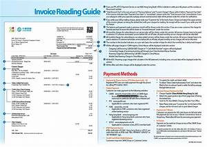 Invoice Reading Guide