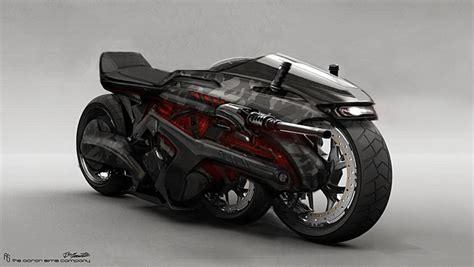 Futuristic Motorcyle : Futuristic Motorcycle