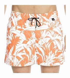 Short De Plage Homme : short de plage pour homme nicaragua orange lingerie sipp ~ Nature-et-papiers.com Idées de Décoration