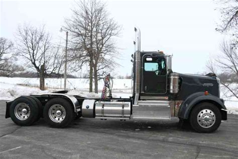 new kenworth w900l for sale kenworth w900l 2014 daycab semi trucks