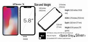 Iphone X Specifications Should You Know