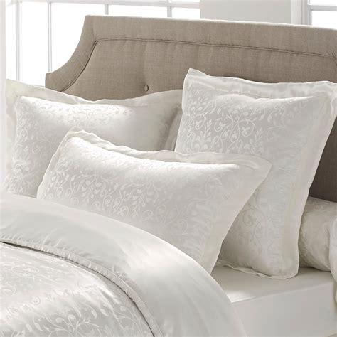 silk pillow cases jacquard silk pillowcases