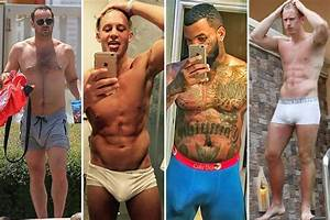 After Kris Boyson revealed his jaw-dropping package here's the other celebs who are really ...