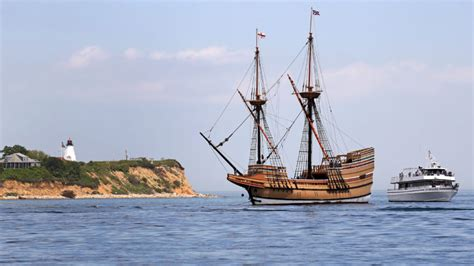 dont give   ship mayflower replica   makeover