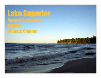 Lake Superior Climate Change Resources Tuned Stay
