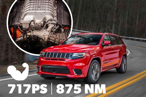 trackhawk jeep cherokee jeep grand cherokee trackhawk 2017 motor marktstart