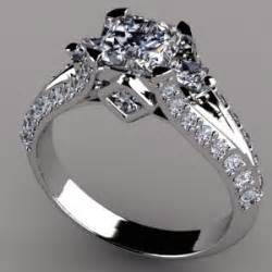 custom made wedding rings custom engagement rings popular today