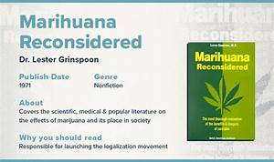24 Weed Reads  Your Guide To The Cannabis Library