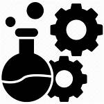 Lab Icon Laboratory Management Research Analysis Experiment