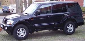 Guide Book 2001 Mitsubishi Pajero Service Manual And