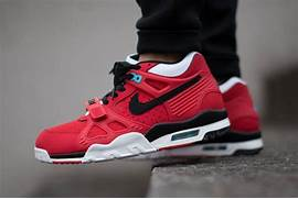 cf1847fc34 Nike Air Trainer. nike air trainer 3 university red. nike air ...
