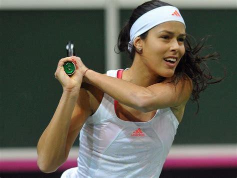 Hot Women Tennis Players Ana Ivanovic Srb Hot Fotografa