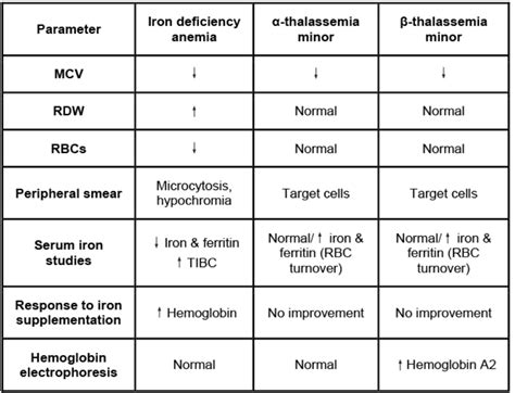 Types Of Microcytic, Hypochromic Anemia... Iron Deficiency