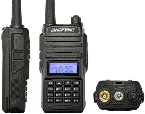 radio ht baofeng gt 3tp waterproof baofeng pofung baofeng uv 66 dual band walkie talkie 5w