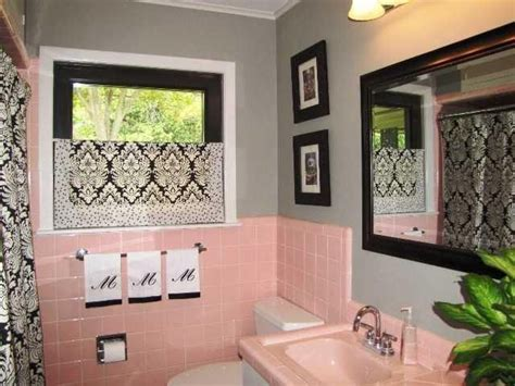 pink bathroom ideas ideas to update pink or dusty countertops carpet