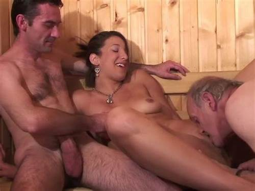 Party In A Mexican Sauna #Sperm #Sauna