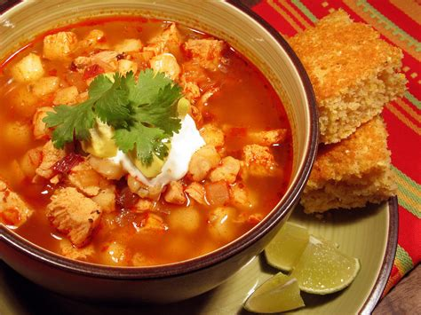 posole recipe red posole recipes dishmaps