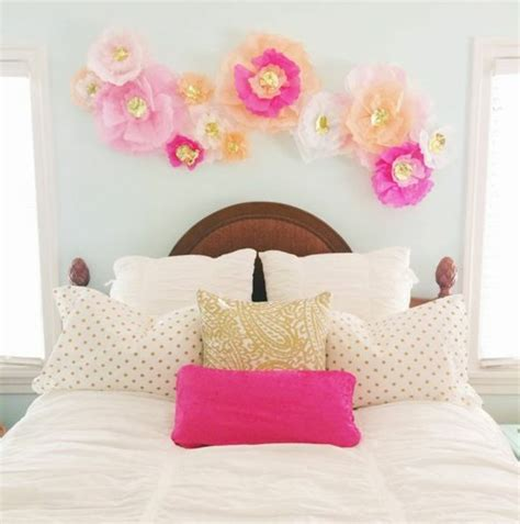 fabriquer un valet de chambre fabriquer une fleur en papier de soie 67 idées diy