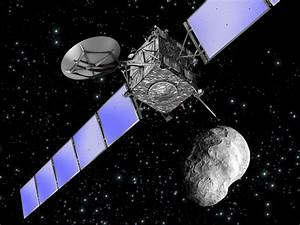 Asteroid Steins | Rosetta