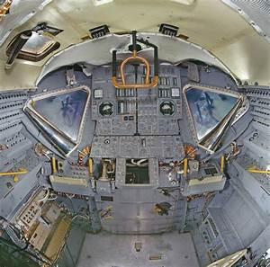 Apollo Spacecraft Lem Interior - Pics about space
